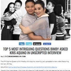 1x speedy article / inside showbiz