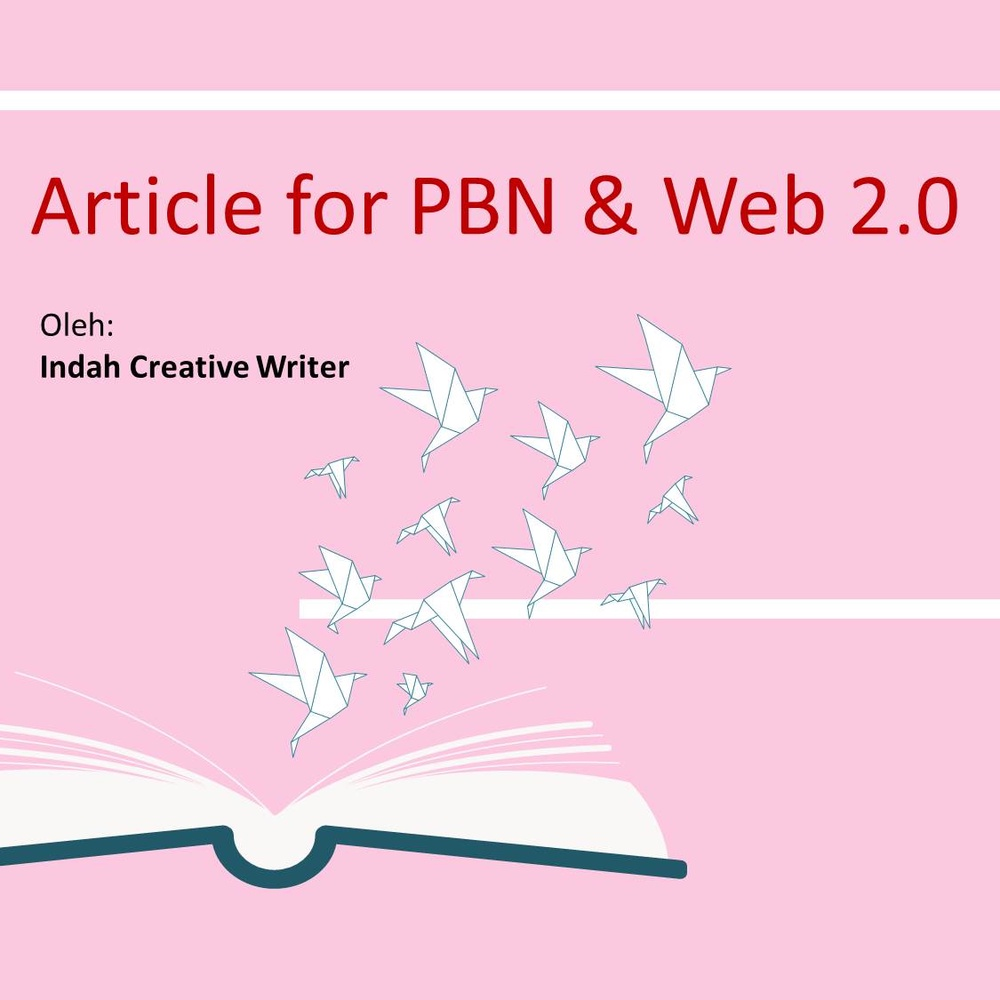 Article for PBN & Web 2.0