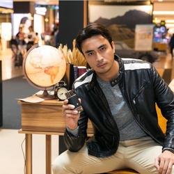 Aiman Hakim Ridza profile