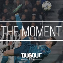 1 sponsored football video - dugout - the moment